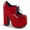 CRAMPS-01 Red Patent